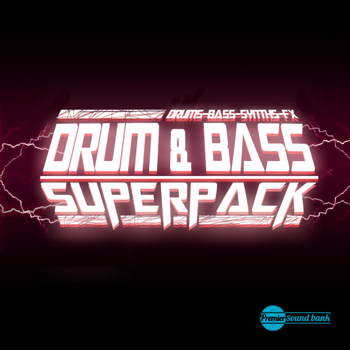 Сэмплы Premier Sound Bank Drum and Bass Superpack