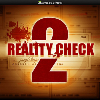Сэмплы Jungle Loops Reality Check 2