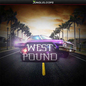 Сэмплы Jungle Loops West Pound
