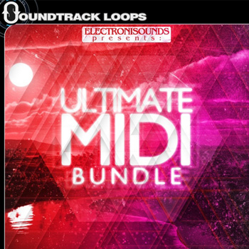 MIDI файлы - Soundtrack Loops Ultimate MIDI Bundle
