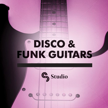 Сэмплы гитары - SM Studio Disco and Funk Guitars