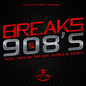 Сэмплы Fakulty Studios Breaks & 908's