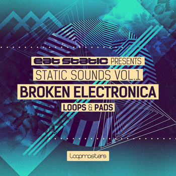 Сэмплы Loopmasters Static Sounds Vol1 Broken Electronica Loops and Pads