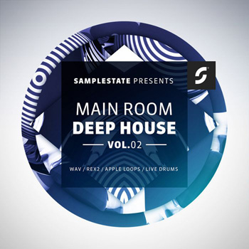Сэмплы Samplestate Main Room Deep House Vol.2
