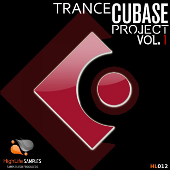 Проект HighLife Samples Cubase Trance Project Vol.1