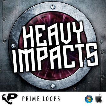 Сэмплы Prime Loops Heavy Impacts