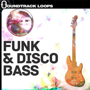Сэмплы Soundtrack Loops Funk and Disco Bass