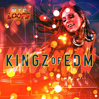 Сэмплы MVP Loops Kingz Of EDM