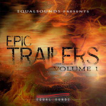 Сэмплы Equalsounds Epic Trailers Vol.1
