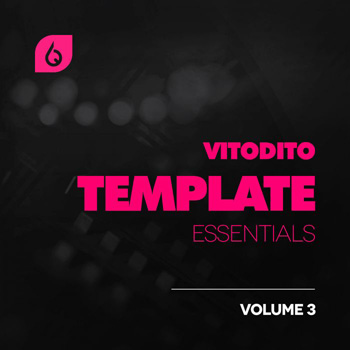 Проект Freshly Squeezed Samples - Vitodito Template Essentials Volume 3