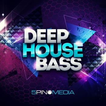 Сэмплы 5Pin Media Deep House Bass