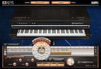 Toontrack EZkeys Electric Grand v1.0.0