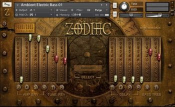 Библиотека сэмплов - Big Fish Audio Zodiac Experimental Sound Design (KONTAKT)