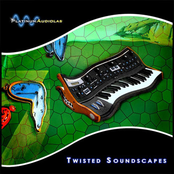 Сэмплы Platinum Audiolab Twisted Soundscapes