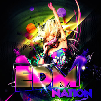 Сэмплы Sizzle Music EDM Nation
