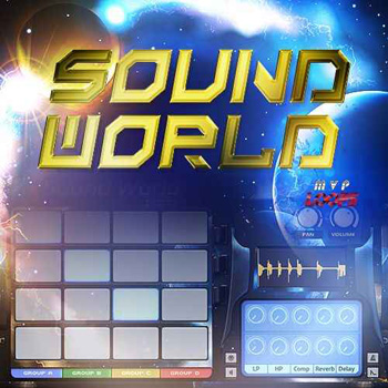 Сэмплы MVP Loops Sound World V.L.X