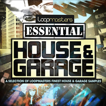 Сэмплы Loopmasters Essentials 31 House and Garage