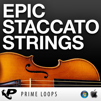 Сэмплы Prime Loops Epic Staccato Strings
