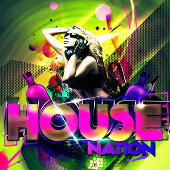 Сэмплы Sizzle Music House Nation