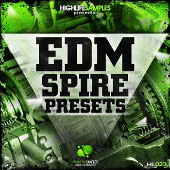 Пресеты HighLife Samples EDM Spire Presets