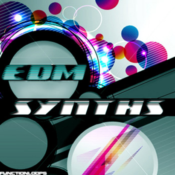 Сэмплы Function Loops EDM Synths
