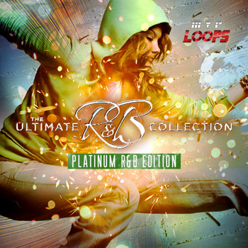 Сэмплы MVP Loops The Ultimate R&B Collection Platinum R&B Edition
