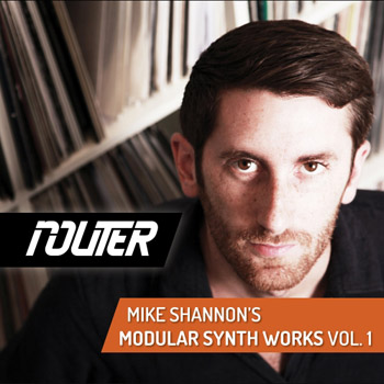 Сэмплы Router Productions Mike Shannon's Modular Synth Works Vol.1
