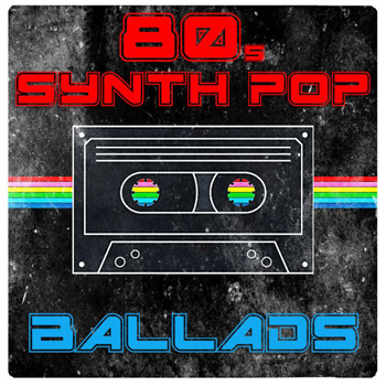 Сэмплы Deep Data Loops 80s Synth-Pop Ballads