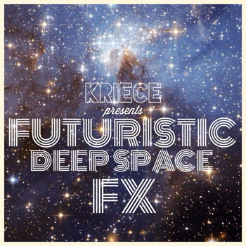 Сэмплы Kindred Sounds Futuristic Deep Space FX