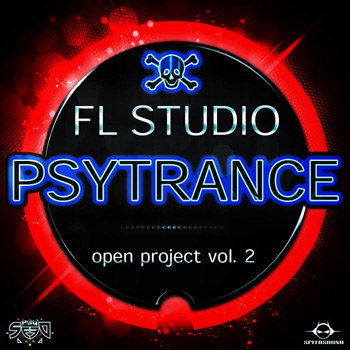 Проект Speedsound FL Studio Psytrance Open Project Vol.2