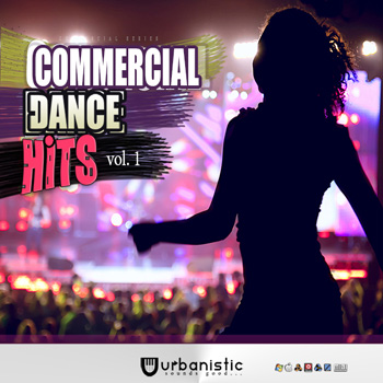 Сэмплы Urbanistic Commercial Dance Hits Vol 1