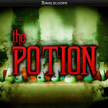 Сэмплы Jungle Loops The Potion