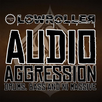 Сэмплы Industrial Strength Records Lowroller Audio Agression