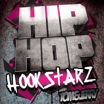 Сэмплы CG3 Audio Hip Hop Hook Starz T and J