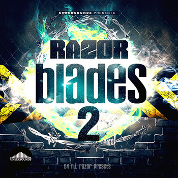 Пресеты Uneek Sounds Razor Blades 2