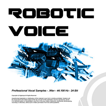 Сэмплы Giga Loops Robotic Voice