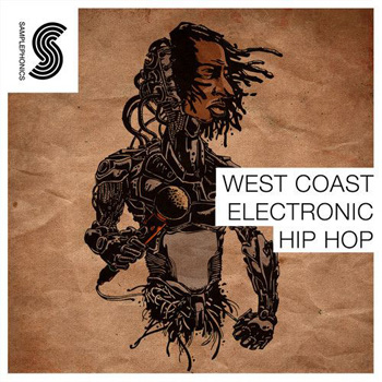 Сэмплы Samplephonics West Coast Electronic Hip-Hop