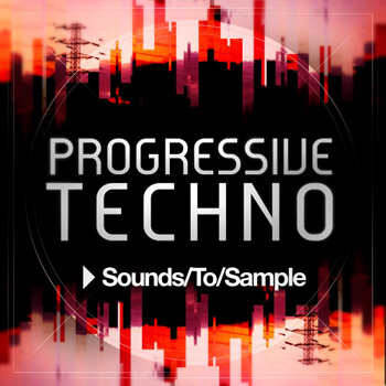 Сэмплы Sounds To Sample Progressive Techno
