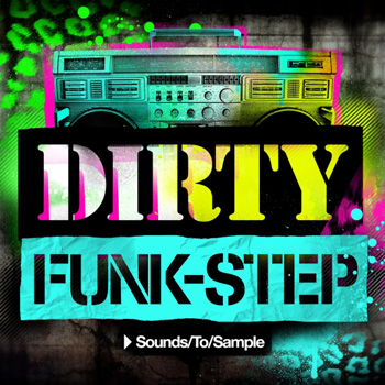 Сэмплы Sounds To Sample Dirty Funk-Step