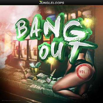 Сэмплы Jungle Loops Bang Out Vol 1