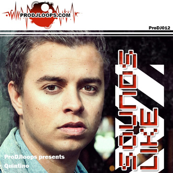Сэмплы ProDJLoops Sounds Like Quintino