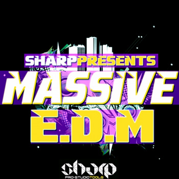 Пресеты Sharp Studio Tools Massive EDM