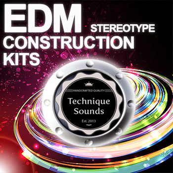 Сэмплы Technique Sounds StereoType Construction Kits