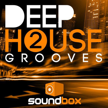 Сэмплы Soundbox Deep House Grooves 2