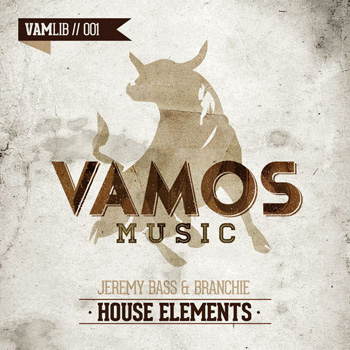 Сэмплы Vamos Music Jeremy Bass and Branchie House Elements