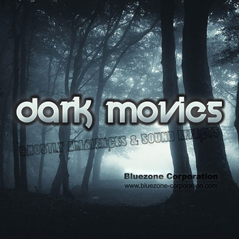 Сэмплы Bluezone Corporation Dark Movies Ghostly Ambiences and Sound Effects