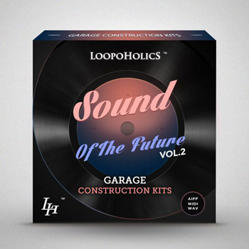 Сэмплы Loopoholics Sound Of The Future Vol.2 Garage Kits