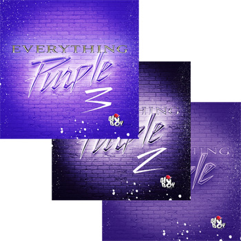 Сэмплы Big Boy Audio Everything Purple Vol.1-3