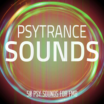 Пресеты ADSR Sounds PsyTrance Sounds for NI FM8