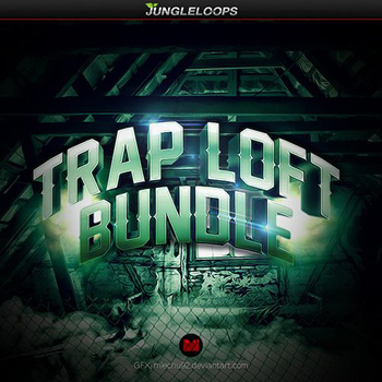 Сэмплы Jungle Loops Trap Loft Bundle